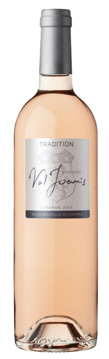 luberon rosé tradition cht val joanis